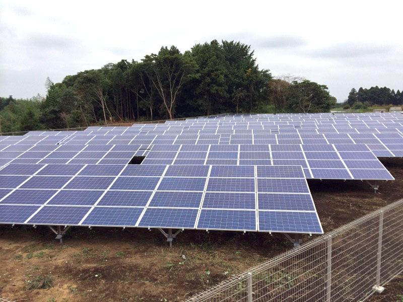 犬成太陽光発電所