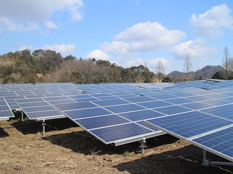 紀の国太陽光発電所