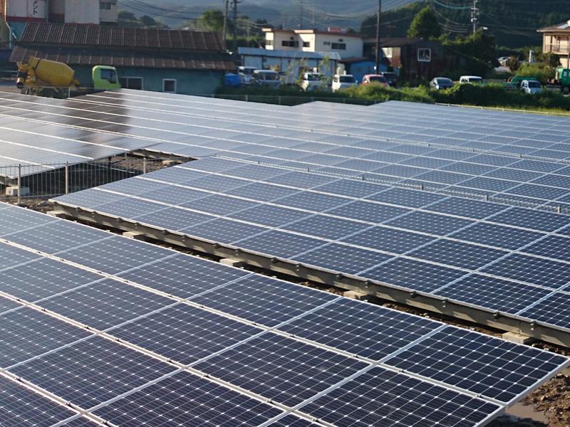 上林太陽光発電所